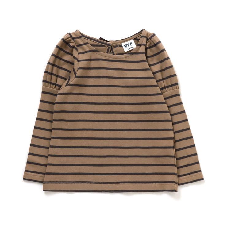 パフスリーブ長袖Tシャツ | F.O.Online Store | 詳細画像1