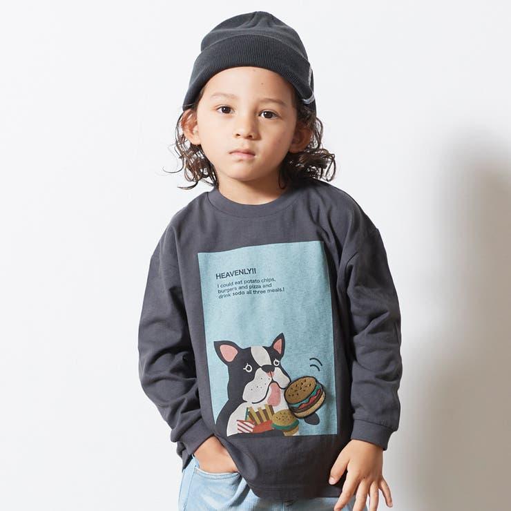 3柄アニマルワッペンTシャツ   F.O.Online Store   詳細画像1