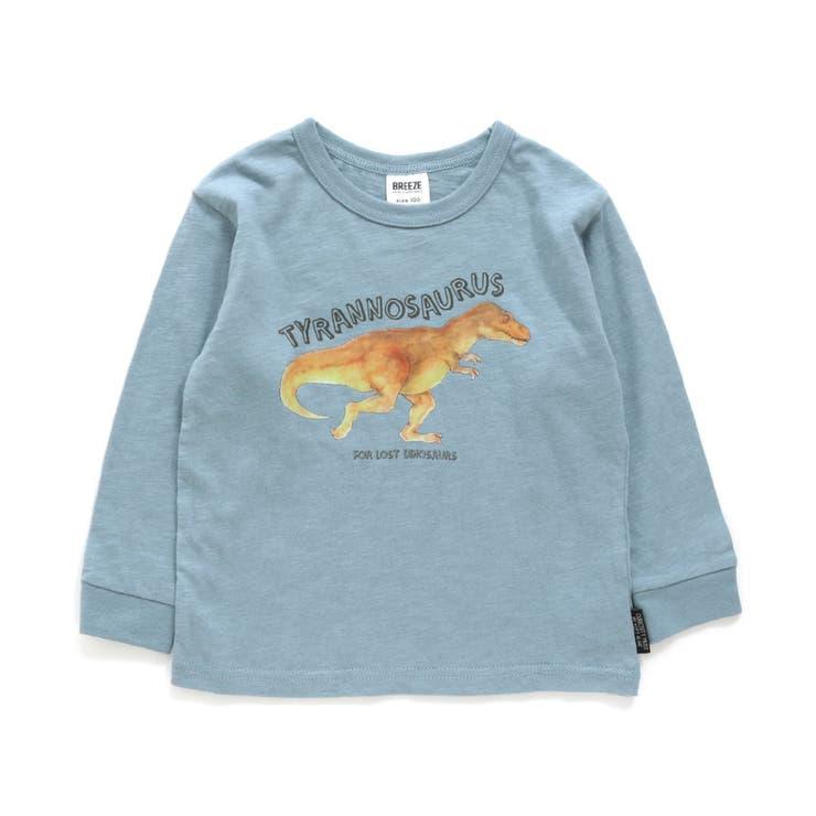 水彩恐竜Tシャツ   F.O.Online Store   詳細画像1