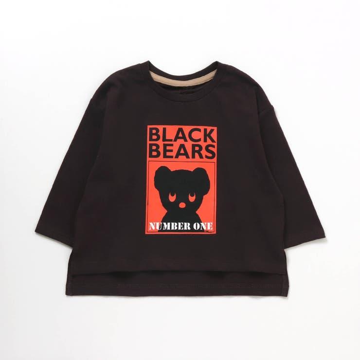 WEB限定 BLACK BEAR Tシャツ(ブラック・ベア) | F.O.Online Store | 詳細画像1