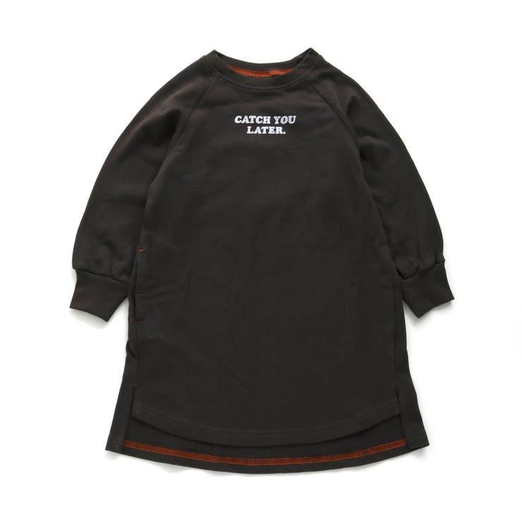 ロゴTシャツワンピース   F.O.Online Store   詳細画像1