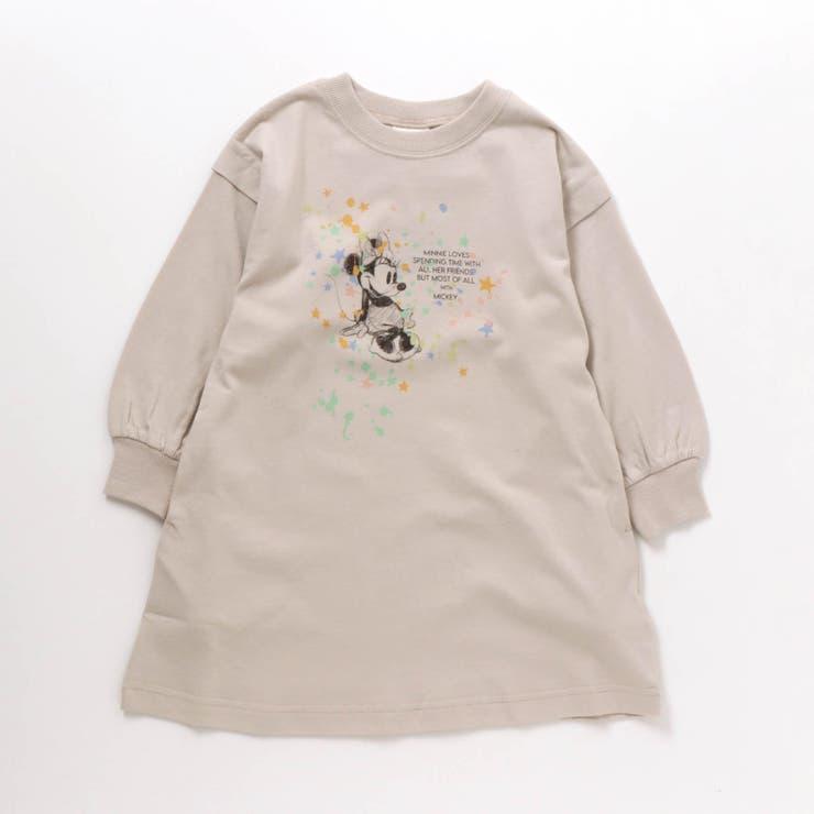 ディズニーキャラクターTシャツワンピース | F.O.Online Store | 詳細画像1