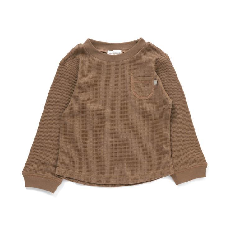 長袖ワッフルTシャツ | F.O.Online Store | 詳細画像1