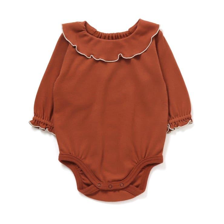 衿付きロンパース | F.O.Online Store | 詳細画像1