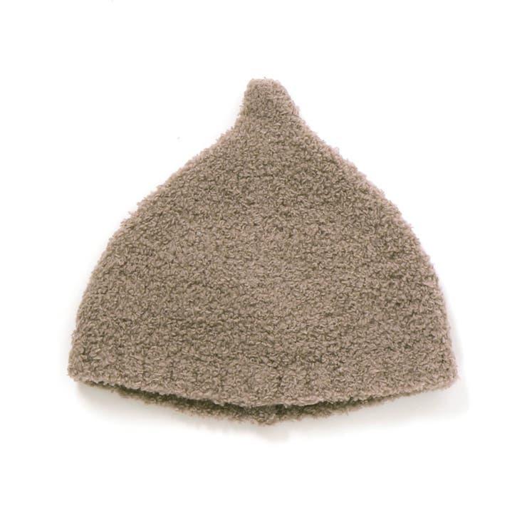 とんがりベビーニット帽   F.O.Online Store   詳細画像1