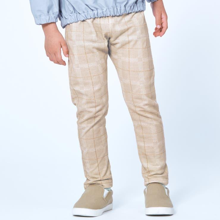 総柄   7days Style パンツ 10分丈   F.O.Online Store   詳細画像1