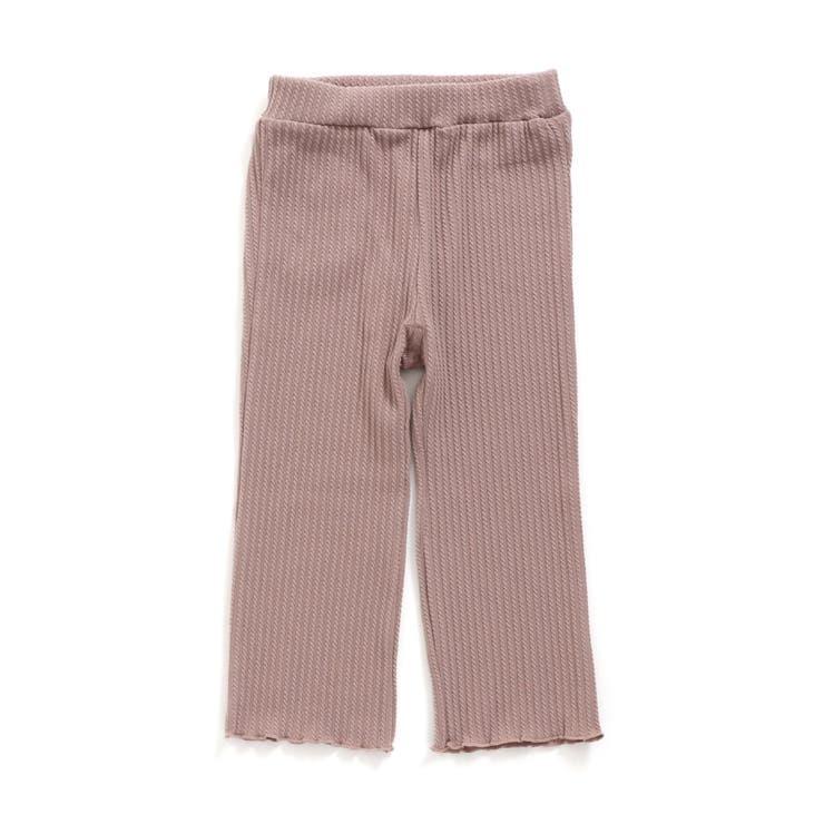 ジャガード   7days Style パンツ 9分丈   F.O.Online Store   詳細画像1
