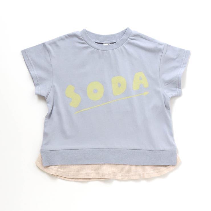 ワッフルレイヤードTシャツ   F.O.Online Store   詳細画像1