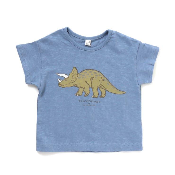 バラエティきょうりゅうTシャツ   F.O.Online Store   詳細画像1