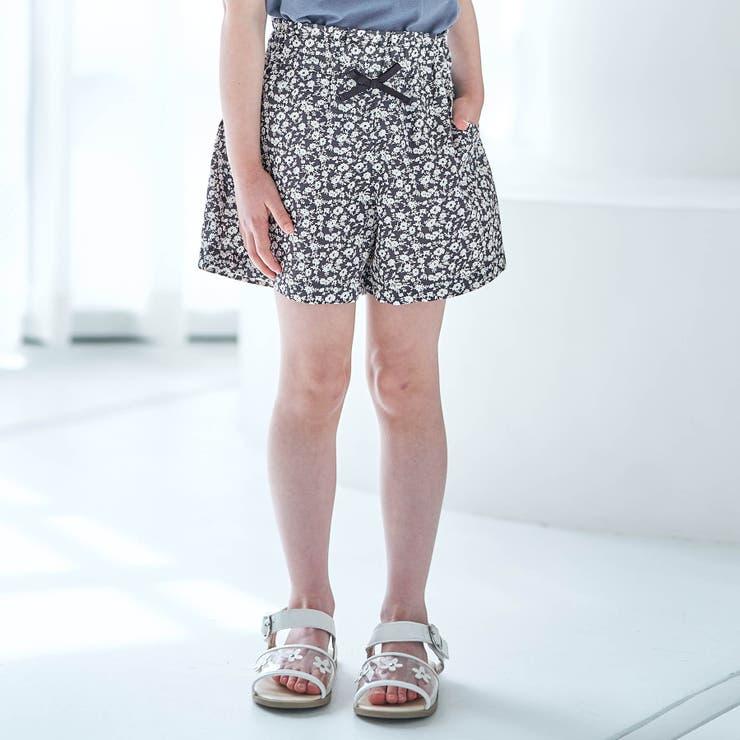 お花&DOTショートパンツ | F.O.Online Store | 詳細画像1