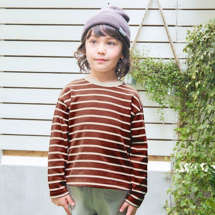 リラックスボーダーTシャツ   F.O.Online Store   詳細画像1