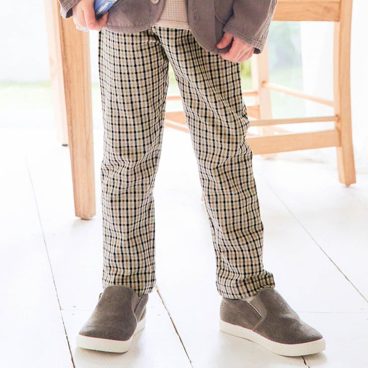 総柄/7days Style pants_10分丈  10分丈   F.O.Online Store   詳細画像1