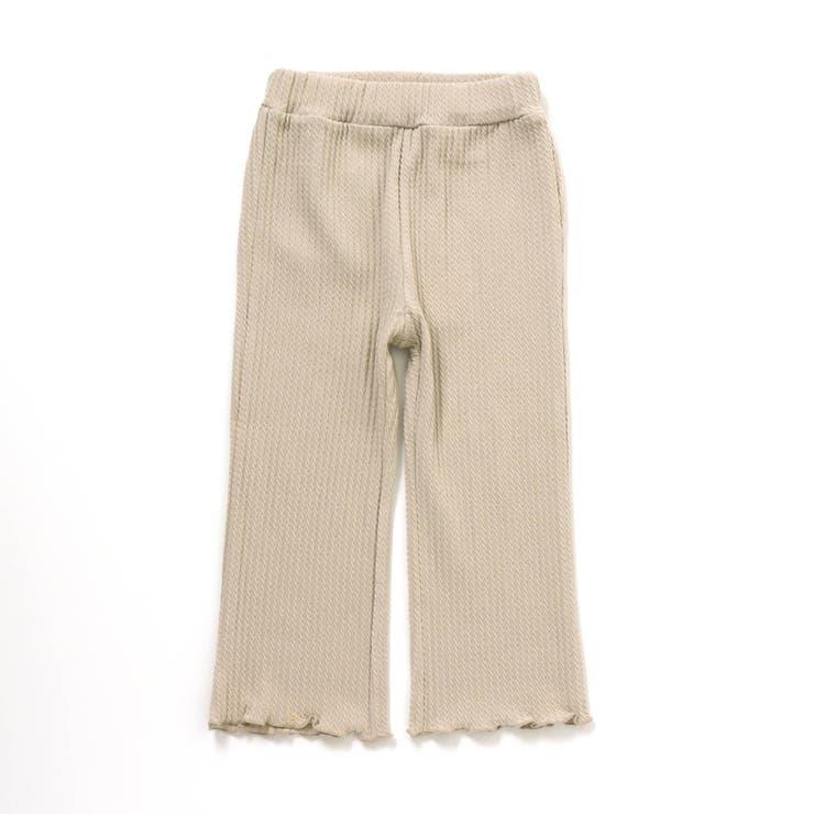 ジャガード/7days Style pants_10分丈  10分丈   F.O.Online Store   詳細画像1