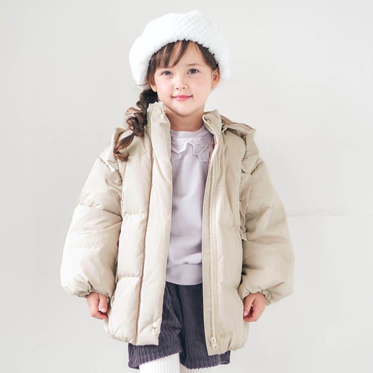 肩フリルダウンジャケット   F.O.Online Store   詳細画像1