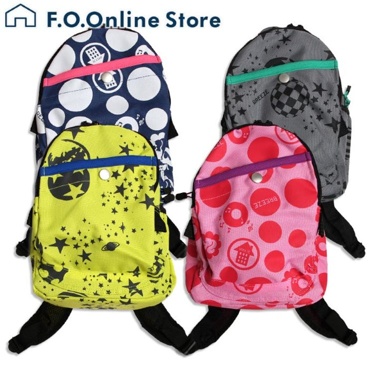 SMILE_BACK_PACK ���� Boys BREEZE �u���[�Y �W�����N�X�g�A �q���� �L�b�Y �x�r�[ �o�b�O BAG�G�t�I�[FO ���� j466016