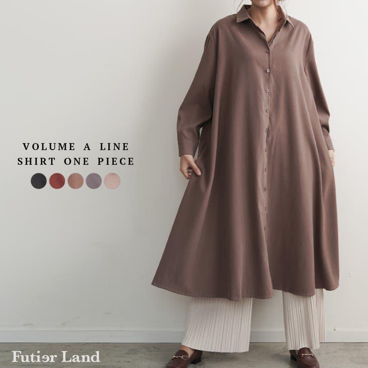 futier landのワンピース・ドレス/シャツワンピース | 詳細画像
