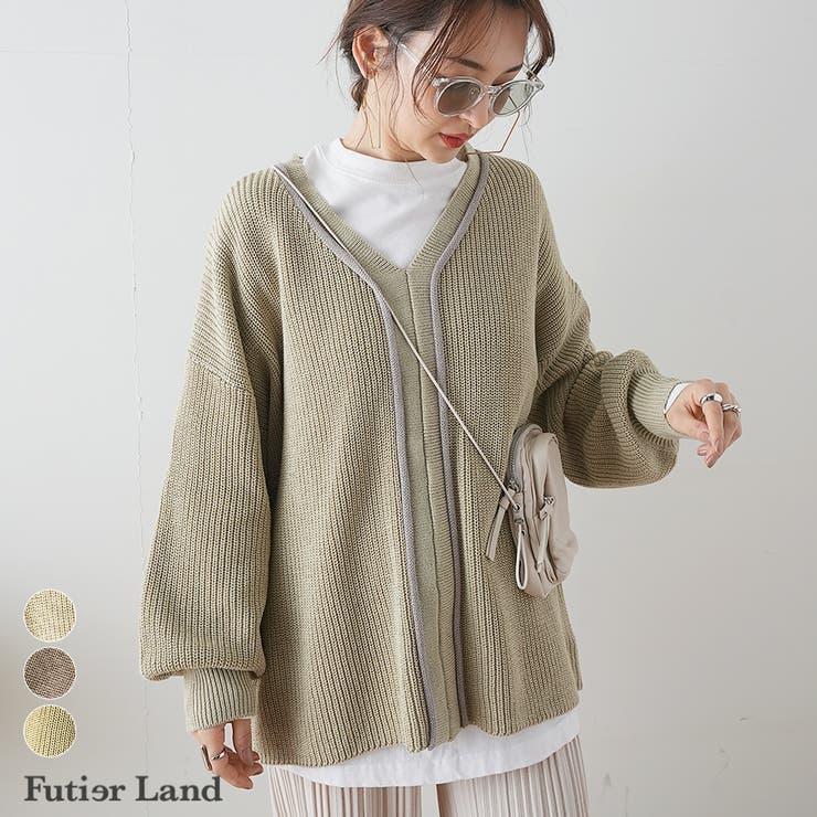 futier landのトップス/ニット・セーター   詳細画像