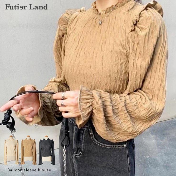 futier landのトップス/ブラウス | 詳細画像