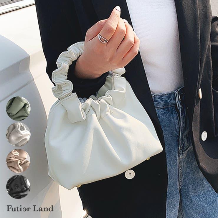 futier landのバッグ・鞄/ハンドバッグ   詳細画像