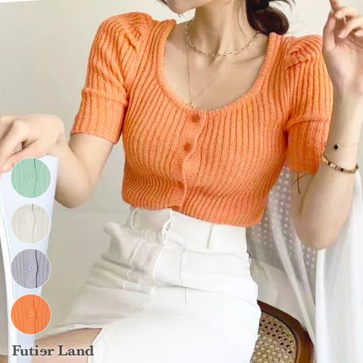 futier landのトップス/カーディガン | 詳細画像