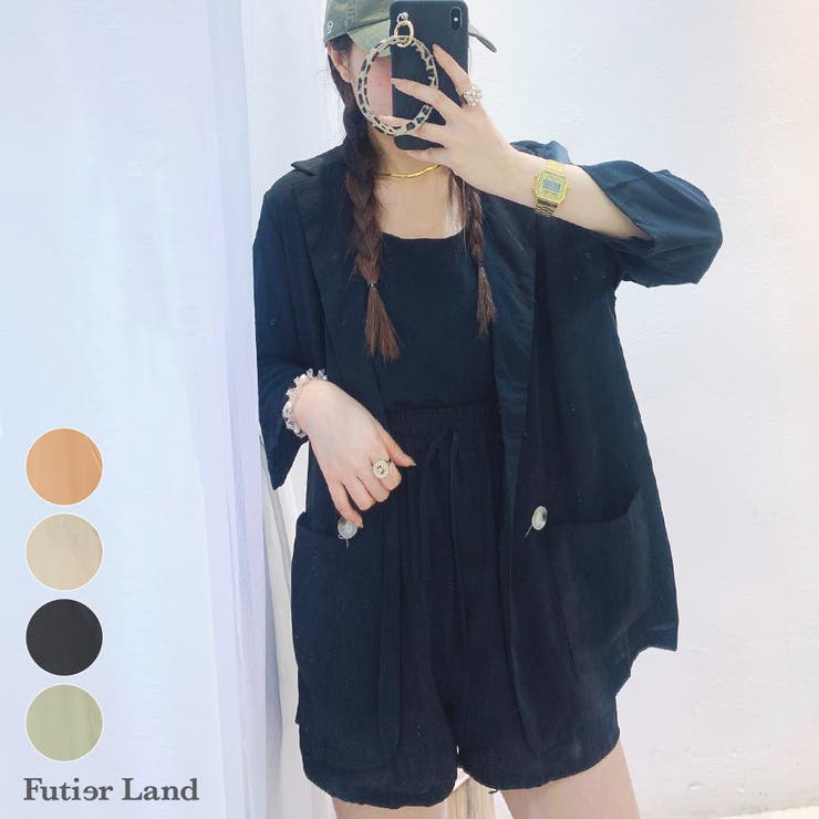 futier landのワンピース・ドレス/ワンピース・ドレスセットアップ | 詳細画像