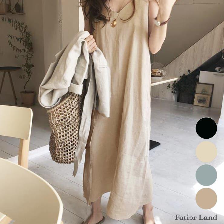 futier landのワンピース・ドレス/キャミワンピース   詳細画像