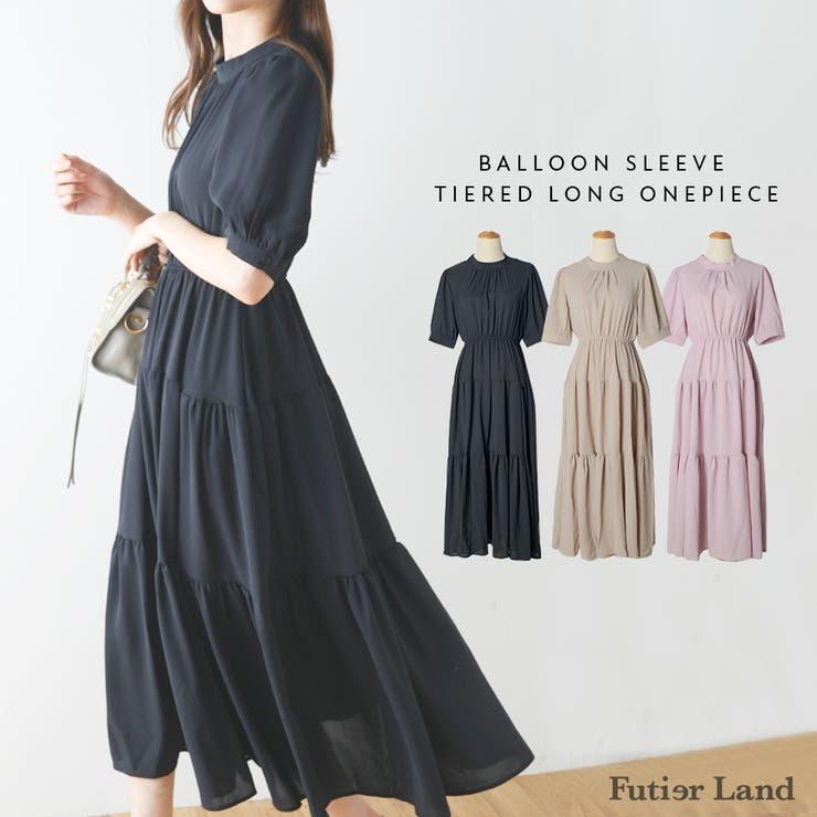 futier landのワンピース・ドレス/ワンピース   詳細画像