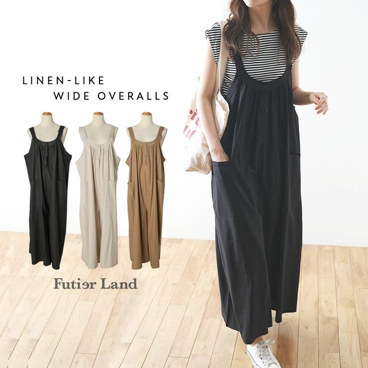 futier landのワンピース・ドレス/サロペット | 詳細画像