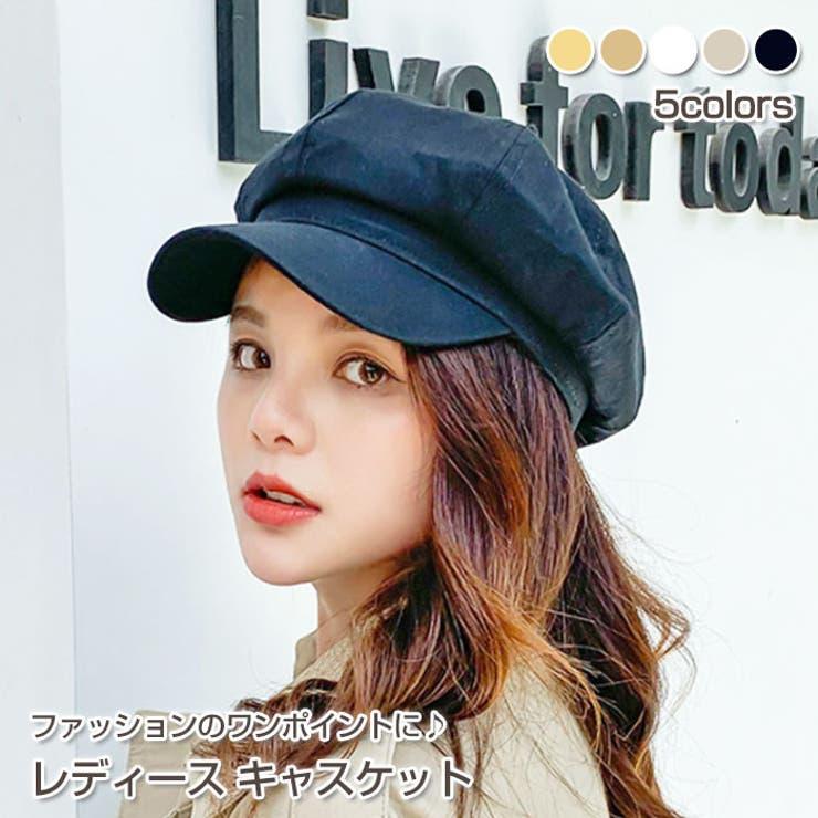 レディース帽子 | 詳細画像