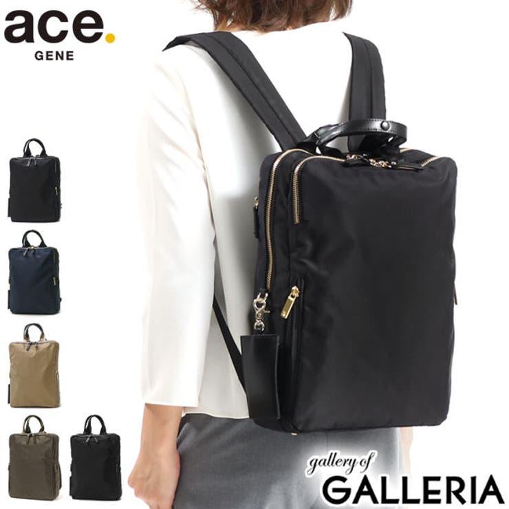 リュック ace GENE   ギャレリア Bag&Luggage   詳細画像1