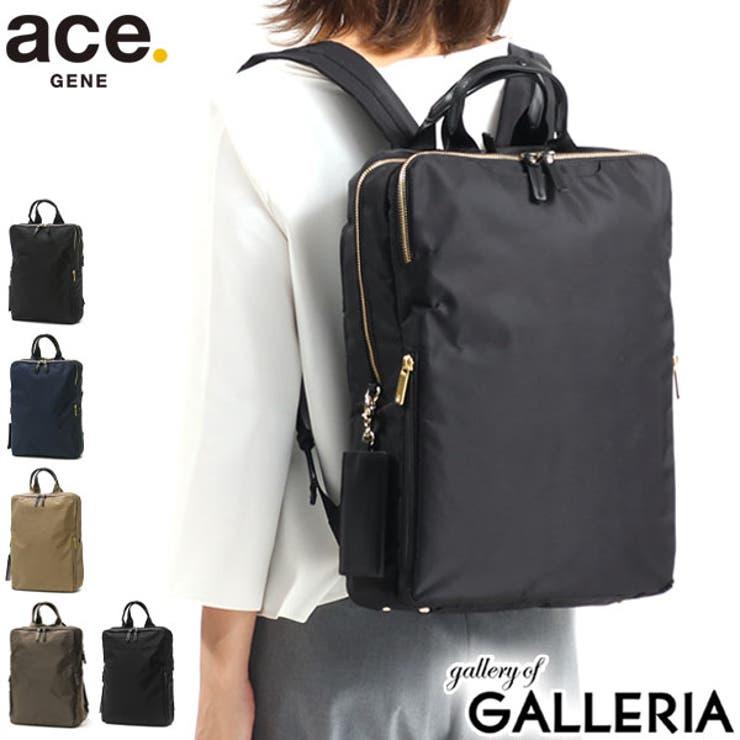 リュック ace GENE | ギャレリア Bag&Luggage | 詳細画像1