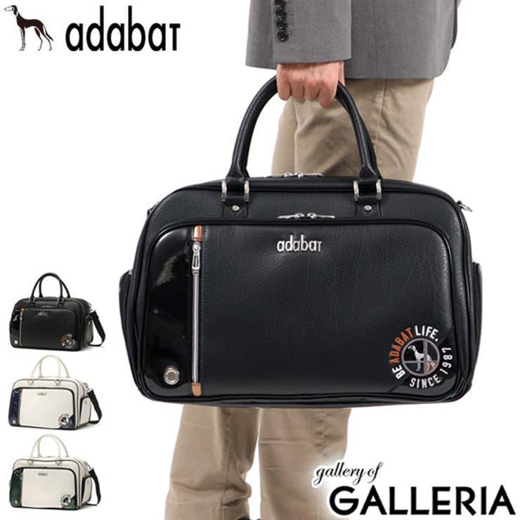 アダバット ボストンバッグ adabat | ギャレリア Bag&Luggage | 詳細画像1