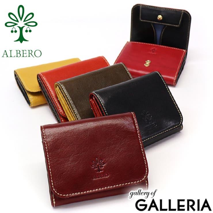 アルベロ 財布 ALBERO   ギャレリア Bag&Luggage   詳細画像1