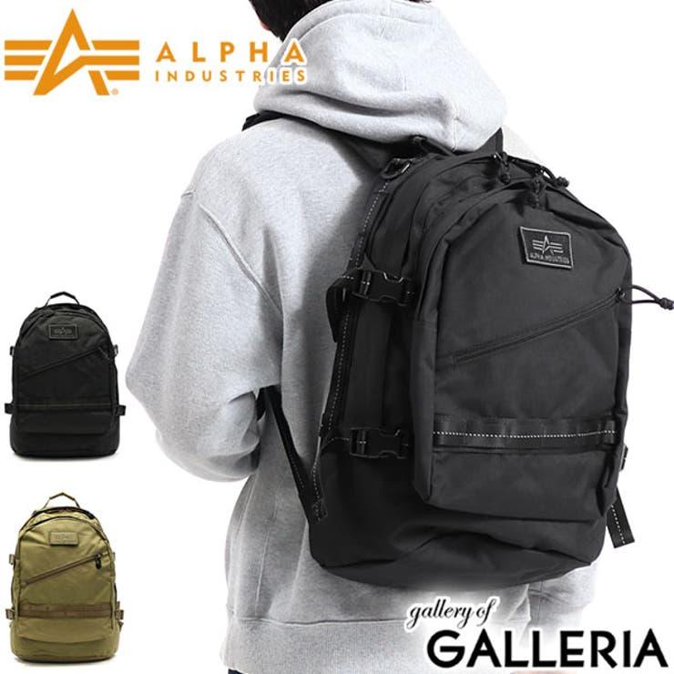 アルファインダストリーズ リュックサック ALPHA   ギャレリア Bag&Luggage   詳細画像1