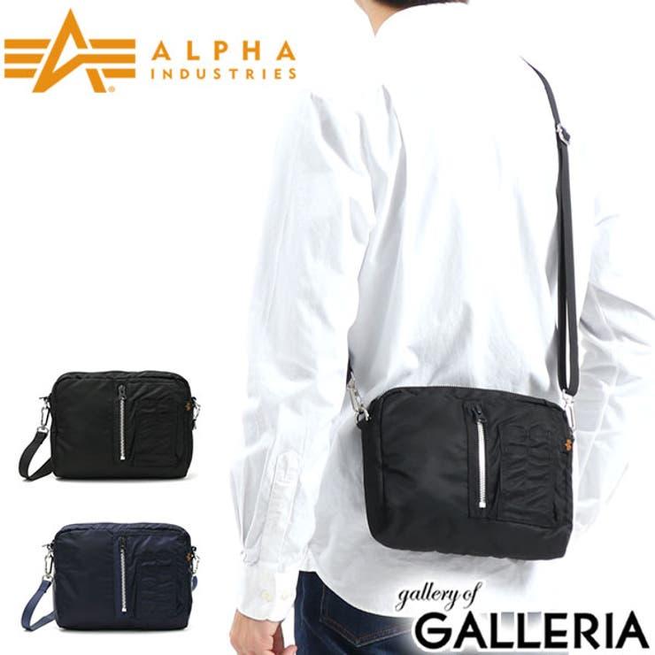 アルファインダストリーズ ショルダーバッグ ALPHA | ギャレリア Bag&Luggage | 詳細画像1