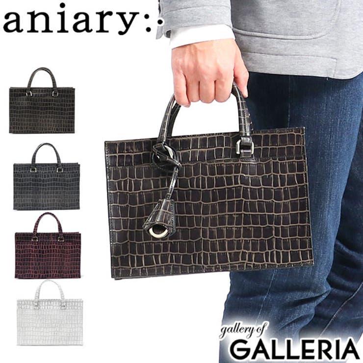 正規取扱店 アニアリ クラッチバッグ   ギャレリア Bag&Luggage   詳細画像1
