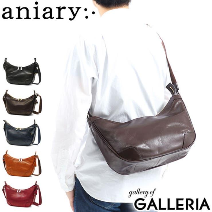 アニアリ ショルダーバッグ aniary   ギャレリア Bag&Luggage   詳細画像1