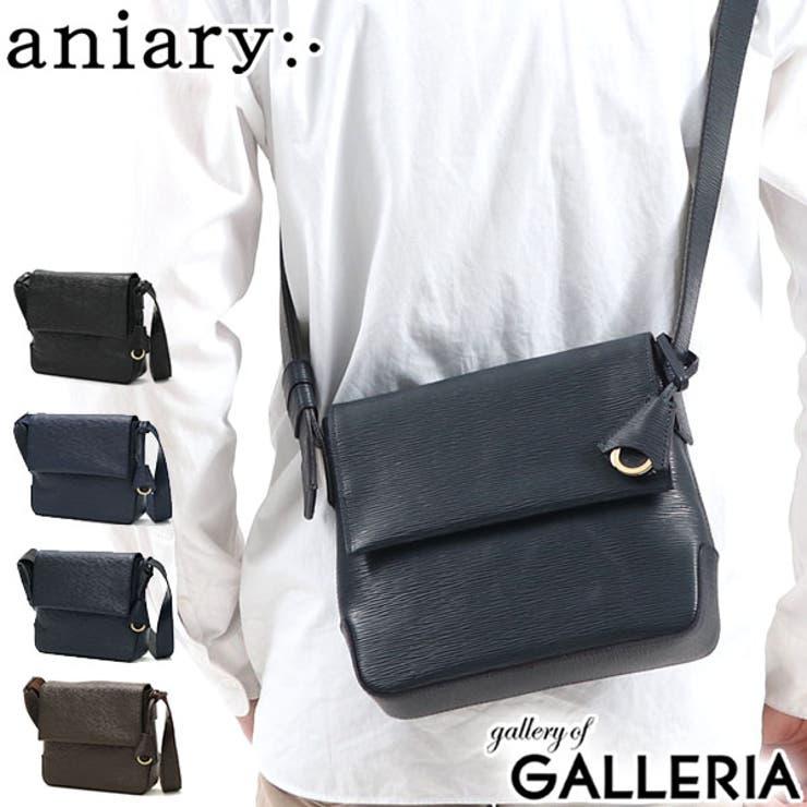 正規取扱店 アニアリ ショルダーバッグ   ギャレリア Bag&Luggage   詳細画像1