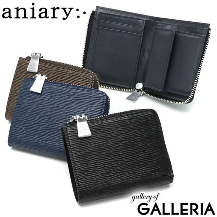 正規取扱店 アニアリ 財布 | ギャレリア Bag&Luggage | 詳細画像1