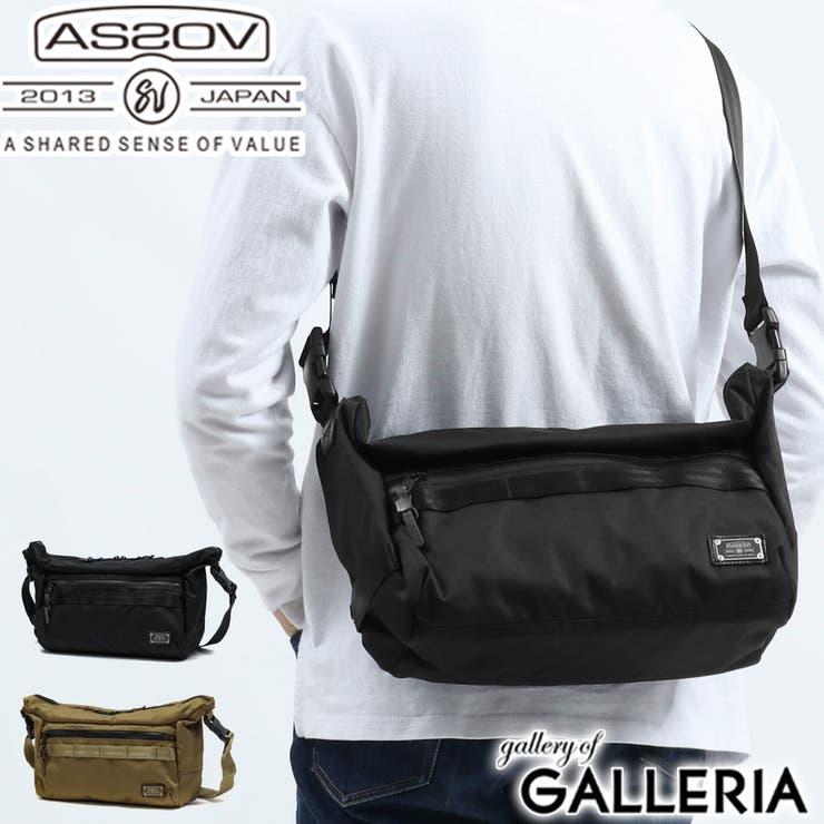 アッソブ ショルダーバッグ AS2OV   ギャレリア Bag&Luggage   詳細画像1