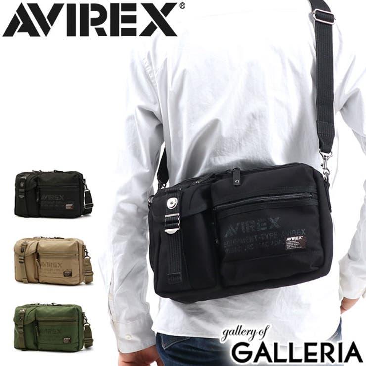 アヴィレックス AVIREX ショルダーバッグ   ギャレリア Bag&Luggage   詳細画像1