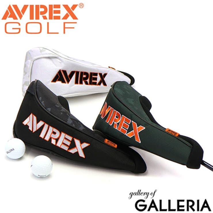 アヴィレックスゴルフ ドライバーカバー AVIREX | ギャレリア Bag&Luggage | 詳細画像1