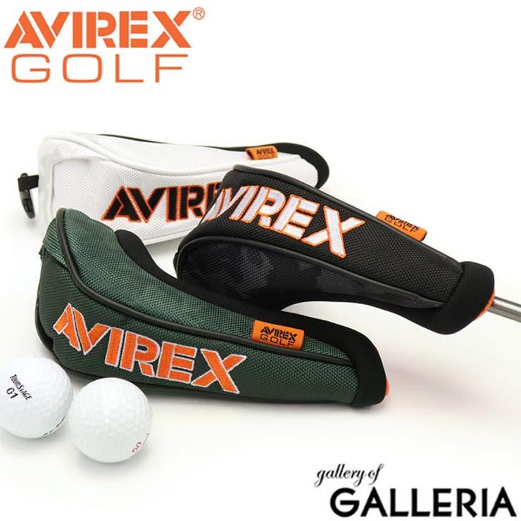 アヴィレックスゴルフ ヘッドカバー AVIREX   ギャレリア Bag&Luggage   詳細画像1