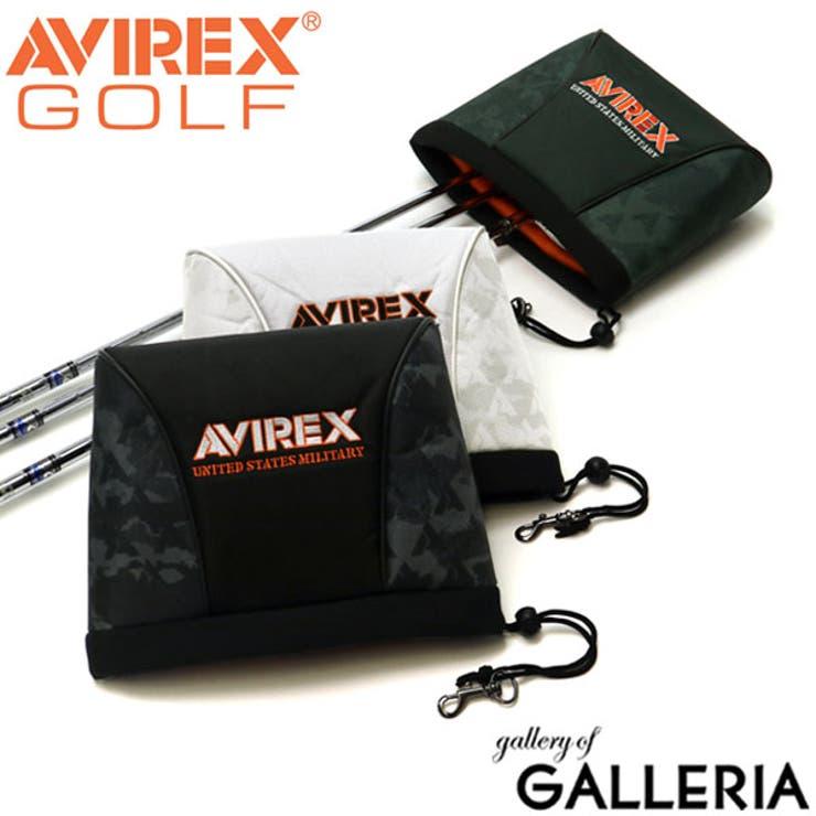 アヴィレックスゴルフ アイアンカバー 単品 | ギャレリア Bag&Luggage | 詳細画像1