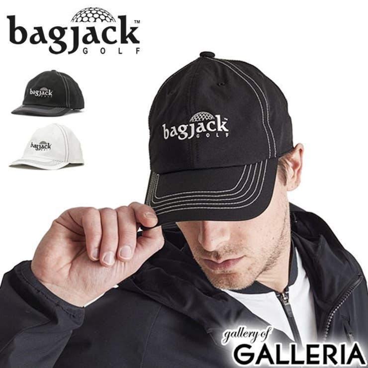 バッグジャックゴルフ キャップ bagjackGOLF   ギャレリア Bag&Luggage   詳細画像1
