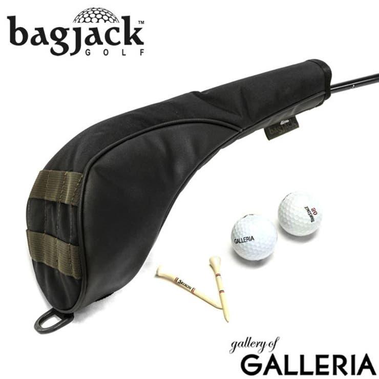 バッグジャックゴルフ ヘッドカバー bagjackGOLF   ギャレリア Bag&Luggage   詳細画像1