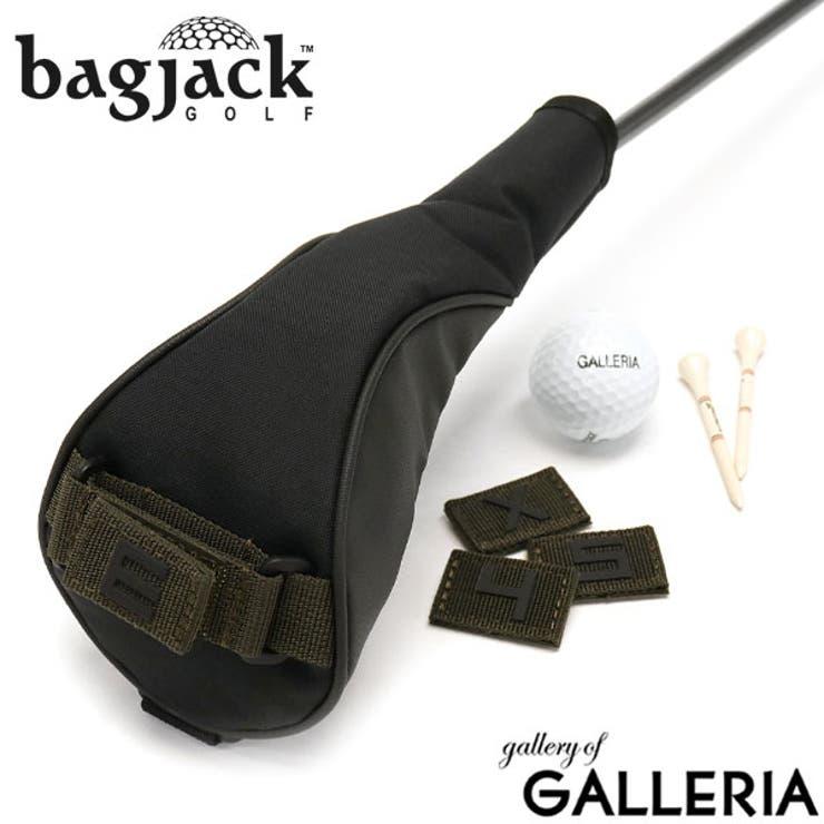 バッグジャックゴルフ ヘッドカバー bagjackGOLF | ギャレリア Bag&Luggage | 詳細画像1