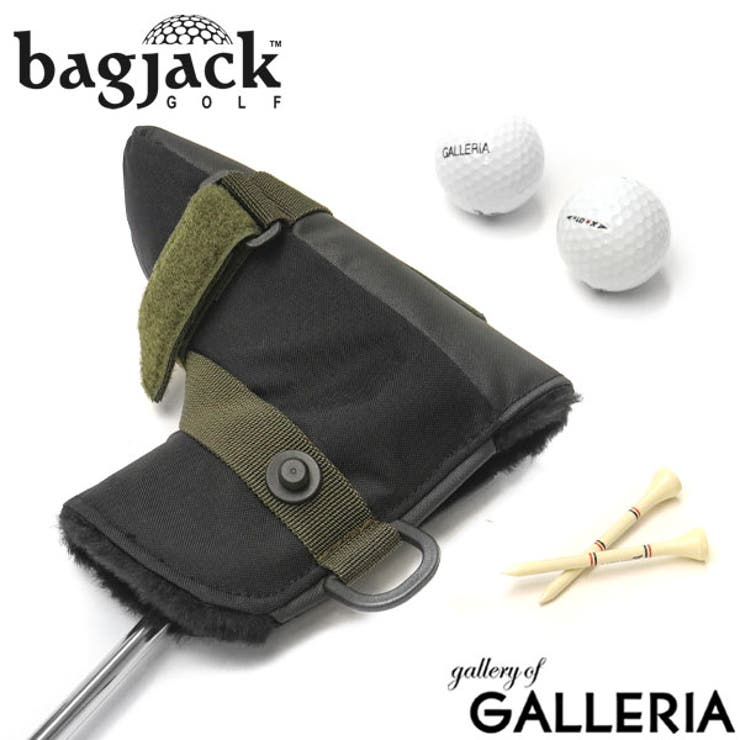 バッグジャックゴルフ パターカバー bagjackGOLF   ギャレリア Bag&Luggage   詳細画像1