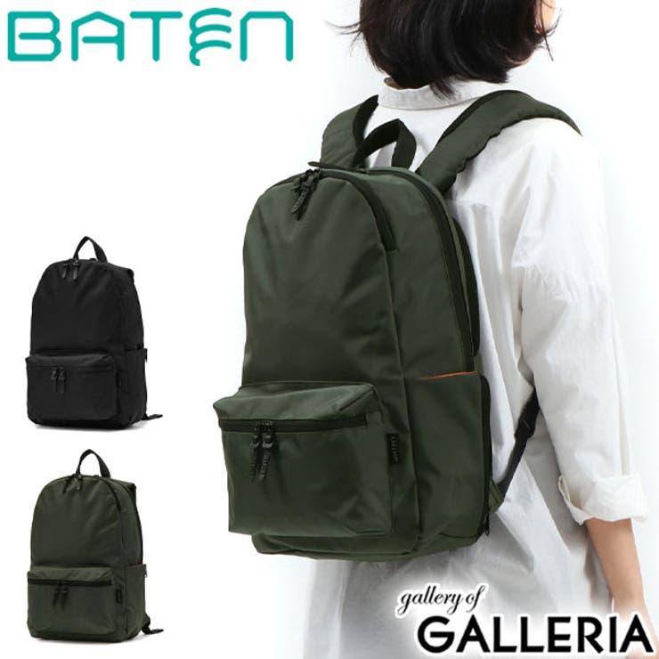 バテン リュック BATEN   ギャレリア Bag&Luggage   詳細画像1