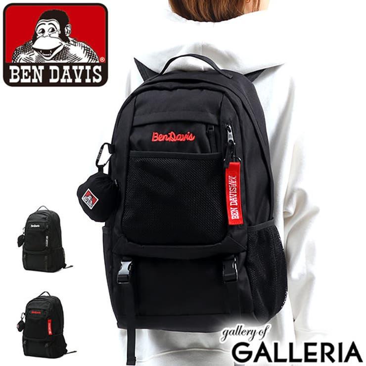 ベンデイビス リュック レディース   ギャレリア Bag&Luggage   詳細画像1